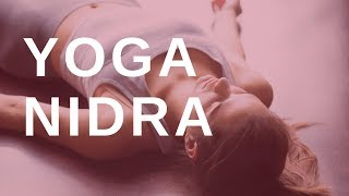 YOGA NIDRA (VOICE ONLY ) A GUIDED MEDITATION FOR EMOTIONAL HEALING and sleep