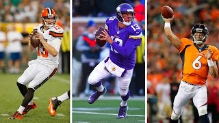 Who Could Replace Teddy Bridgewater at QB for Vikings?   NFL Total Access   NFL