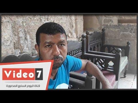 المنشد طه حسين: أرفض استخدام ألحان الأغانى القديمة فى الإنشاد وأتمنى إحياء التراث الصعيدى