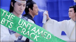 The Untamed 陈情令   Behind the Scenes Crack AMV