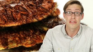People Try Food Of The Future