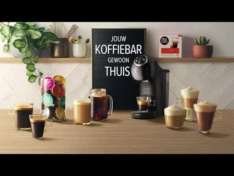 NESCAFE Dolce Gusto: Jouw koffiebar, gewoon thuis 20s