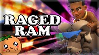 BEST Deck for RAGED Ram Rider Challenge | New Punching Goblin Emote🍊