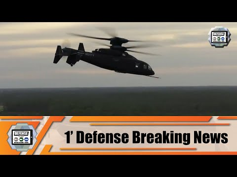 Tests continue for SB-1 Defiant helicopter for United States Army's Future Vertical Lift program