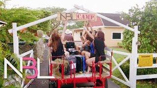 Las chicas de NBL VIP llegaron a la granja en tacones