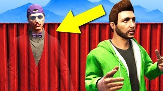 Playing HIDE AND SEEK in GTA 5!