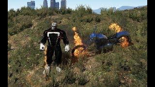 GTA 5 - Ghost rider Ma tốc độ về hưu - Người kế thừa tuyệt vời | GHTG
