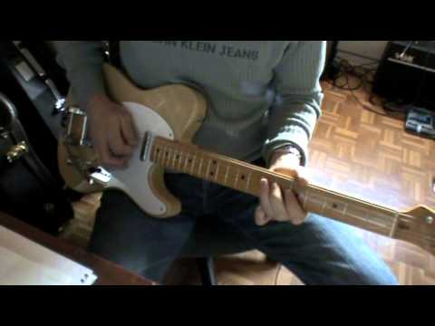 Fender Telecaster 50 with Bigsby Made in Japan
