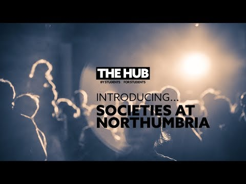 Societies at Northumbria