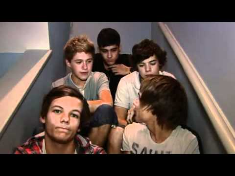 One Direction Video Diary Week 2 The X Factor Youtube
