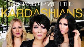 Kardashian Makeup Transformation ( Ft. Kim &Kris)
