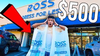 THE $500 ROSS CHALLENGE!!
