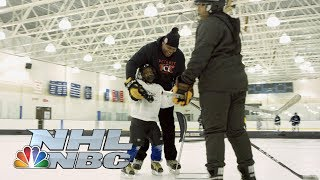 Detroit Ice Dreams provides hockey for youth in Motor City | NHL | NBC Sports