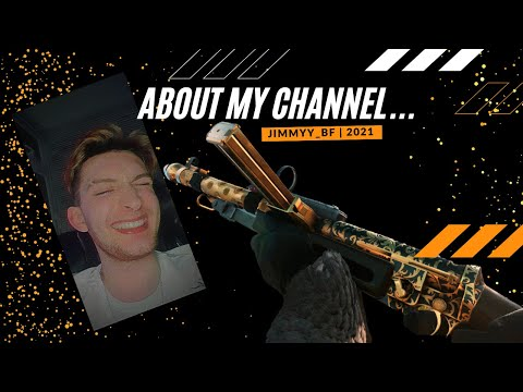 About My Channel...