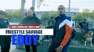 FREESTYLE EDDY-  ENFANTS SAUVAGES- LYON RAP FRANCAIS