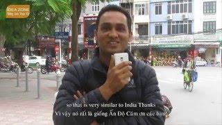 Phi Công Ấn Độ Nói Về Việt Nam [Nói Chuyện Với Người Nước Ngoài]