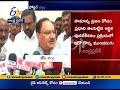 Union Minister JP Nadda arrives in Vijayawada
