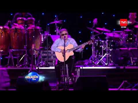 Concierto Jose Feliciano Festival Iquique 2012