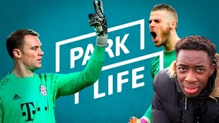 FINDING THE NEXT DE GEA?! Eltham Goalkeeper Trials | Park Life