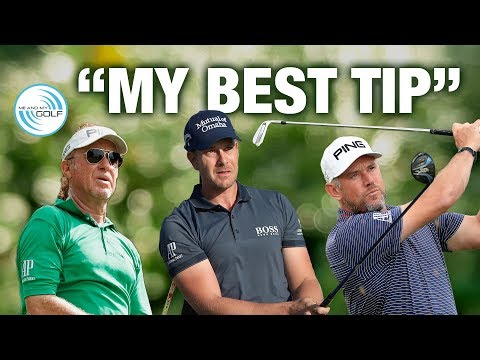 """""""The BEST GOLF TIP I've EVER HAD"""" Tour Pro's Share 