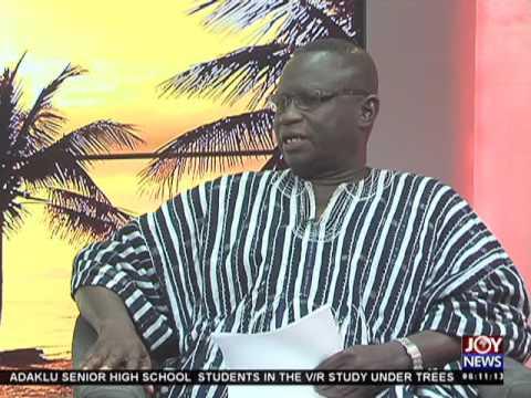 High tariffs - AM Talk on Joy News (26-5-16)
