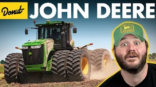 JOHN DEERE: A Controversial American Icon | Up To Speed