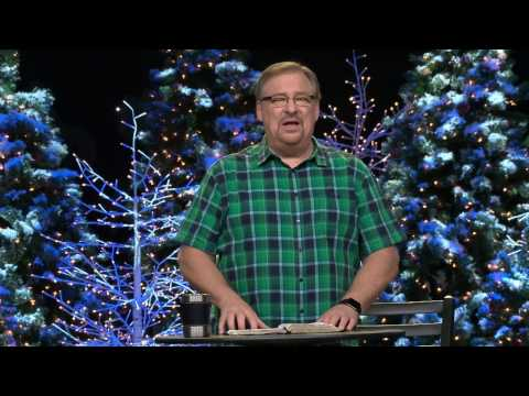 Learn Why Praying Persistently Is Important with Rick Warren