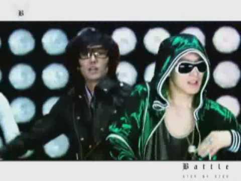 Battle - Step By Step MV