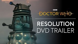 EXTERMINATE! | New Year's Day Special DVD Trailer | Doctor Who: Resolution