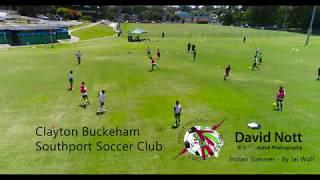 Clayton Buckeham @ Southport Soccer Club