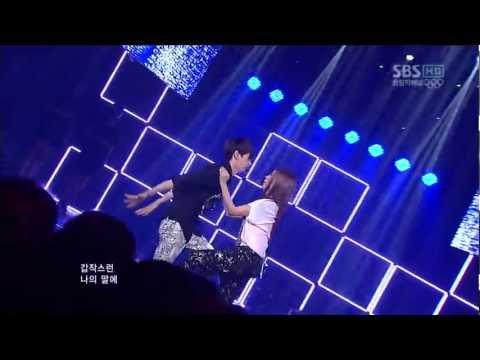 [1080HD] 120812 INGIKAYO BoA - Only One (feat. Super Junior Eunhyuk) Cut