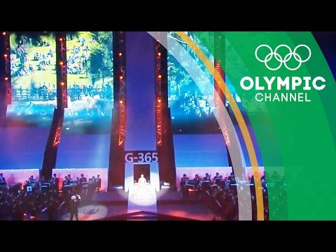 Откриване на Зимните олимпийски игри