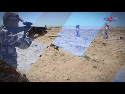 عاجل بالفيديو..البوليساريو تتدرب على حرب الأنفاق