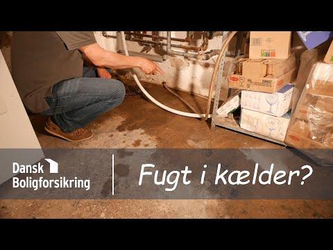 Fugtskade i kælderen - Dansk Boligforsikring