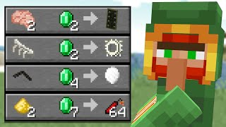 The Wandering Trader Update is BAD... so we changed it (Minecraft 1.14)