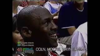 Chicago Bulls  @ Orlando Magic | 1996 NBA Playoffs | Eastern Conference Finals G4 (05-27-1996)