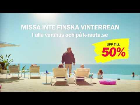 K-rauta - Finska vinterrean