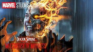 Doctor Strange 2 Ghost Rider Announcement Breakdown - Marvel Phase 4