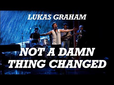 Lukas Graham - 'Not A Damn Thing Changed' LIVE - Natholdet