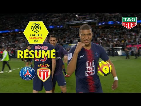 Paris Saint-Germain - AS Monaco ( 3-1 ) - Résumé - (PARIS - ASM) / 2018-19