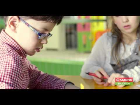 STABILO Education – flüssig schreiben: Mit Schreibmotorik den Schreibrhythmus trainieren