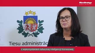 Business Intelligence w służbie administracji sądowej
