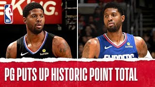 Relive Paul George's HISTORIC First Two Games As A Clipper!