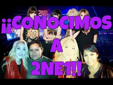 ¡Conocimos a 2NE1 en Corea! ♥ #DTEC