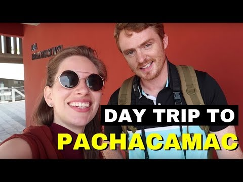 Day Trip From Lima, Peru | Pachacamac Ruins + Peruvian Food Buffet + Peruvian Folk Dancing