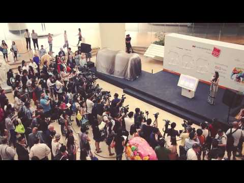 Elephant Parade Hong Kong Opening Event, by SWIRE Properties
