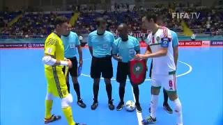 Match 36: Spain v Morocco - FIFA Futsal World Cup 2016