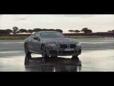 BMW Serie 8 Coupé 2018 - Prueba de resistencia en el circuito de Aprilia (Italia)