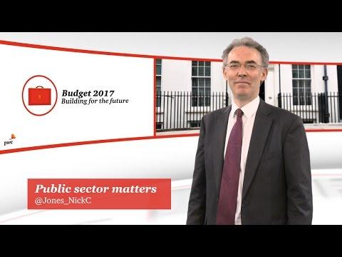 Budget 2017 - Public sector matters