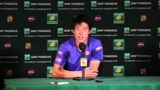 2016 Kei Nishikori 3R Press Conference